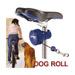 Image 1 - Dog Roll Laisse promenade pour vélo Bike Joring