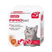 Image 1 - Pipettes antiparasitaires Fiprotect spot on Beaphar pour chat