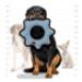 Image 3 - Jouet très résistant pour chien méga anneau motif grillage Tuffy
