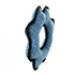Image 2 - Jouet très résistant pour chien méga anneau motif grillage Tuffy
