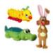 Image 1 - Jouets animaux en latex pour chien
