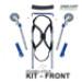 Image 2 - Kit-Front déambulateur Canis-Cart Liberty® pour chien handicapé ou paralysé