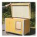 Image 4 - Niche pour chien confort isolée et toit double pan
