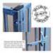 Image 9 - Panneau éco Barreau pour construction de chenil en kit pour chien