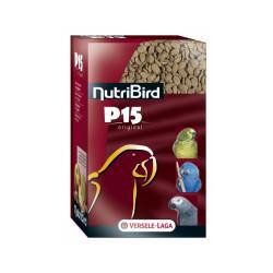Alimentation NutriBird P15 Original Versele Laga pour oiseaux Sac 1 kg