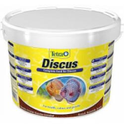 Alimentation Tetra Prima Discus pour poissons exotiques Contenance 10 litres