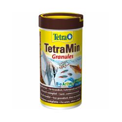 Alimentation TetraMin Granules pour poissons Contenance 250 ml