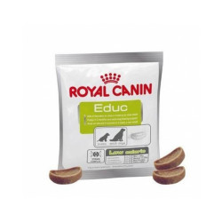 Biscuits Éduc pour chiens Royal Canin sachet de 50 g