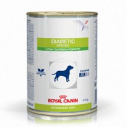 Boîtes Royal Canin Veterinary Diet Diabetic pour chiens 12 Boîtes de 410 g