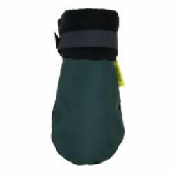 Bottine Cordupol ™ pour chien Verte T5/6 L'unité