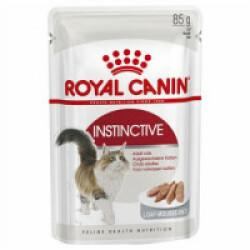 Bouchées pour chat Royal Canin Instinctive lot de 12 sachets 85 g - Mousse (DLUO 3 mois)