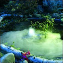 Brumisateur nébuliseur MystMaker III Outdoor Ubbink pour bassin