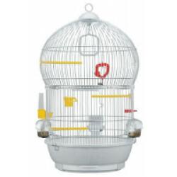 Cage ronde Ferplast full option Bali blanche