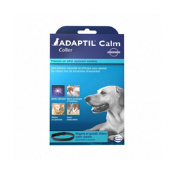 Collier anti-stress Adaptil pour chiens Moyenne et Grande Taille