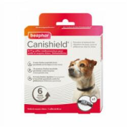 Collier Canishield Beaphar - PETIT ET MOYENS CHIENS (1 collier)