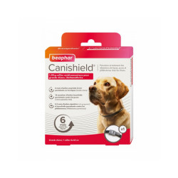 Collier Canishield Beaphar - GRANDS CHIENS (1 collier)
