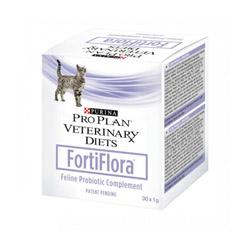 Complément alimentaire Fortiflora Probiotic Souche SF68 pour la flore intestinale du chat