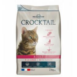 Croquettes à la dinde pour chat adulte Crocktail Flatazor Pro-Nutrition Sac 2 kg