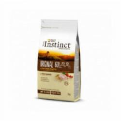 Croquettes chiot True Instinct Original Medium et Maxi Junior sac 2 kg