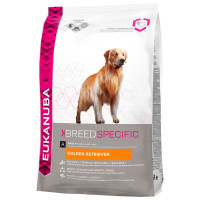 Croquettes Eukanuba Adulte Golden Retriever Sac 12 kg