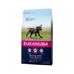 Croquettes Eukanuba Junior Grandes Races Sac 12 kg
