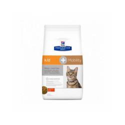 Croquettes Hill's Prescription Diet Feline K/D + Mobility Sac 2 kg