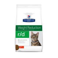 Croquettes Hill's Prescription Diet Feline R/D Sac 1,5 kg