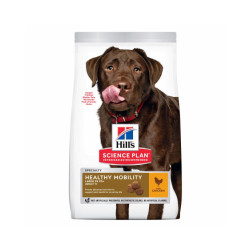 Croquettes Hill's Science Plan Canine Adult Healthy Mobility Large Breed Sac 14 kg
