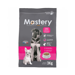 Croquettes Mastery pour chiot Puppy Sac 3 kg
