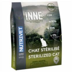Croquettes Nutrivet Inne Cat Sterilised pour chat stérilisé
