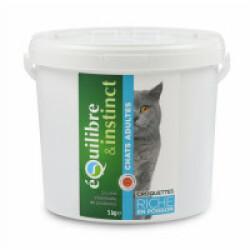 Croquettes poisson frais Equilibre & Instinct pour chat Adulte