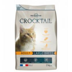 Croquettes pour chat adulte de grande race Large Breed Crocktail Flatazor Pro-Nutrition Sac 2 kg