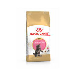 Croquettes pour chaton Royal Canin Kitten Maine Coon Sac 2 kg