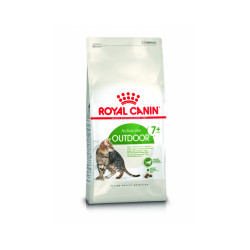 Croquettes pour chats Royal Canin Outdoor 7+ Sac 2 kg