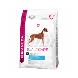 Croquettes pour chien adulte articulations sensibles Eukanuba Daily Care Sac 2,5 kg (DLUO 6 mois) (DLUO 6 mois)