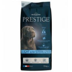 Croquettes pour chien adulte light / sterilized Prestige Flatazor Pro-Nutrition Sac 15 kg