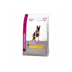 Croquettes pour chien adulte race Berger Allemand Eukanuba Sac 12 kg
