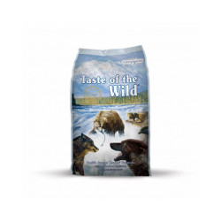 Croquettes pour chien adulte Taste of The Wild Pacific Stream Sac 13 kg