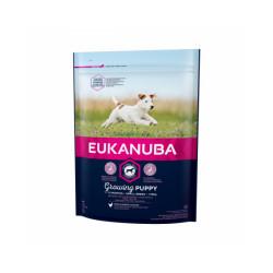 Croquettes Eukanuba Junior Petites Races Sac 3 kg