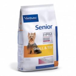 Croquettes pour chien senior HPM Senior Small & Toy Virbac Sac 1.5 kg