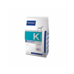 Croquettes pour chien Veterinary HPM Kidney Support Virbac Sac 3 kg