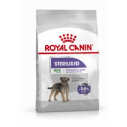 Croquettes Royal Canin pour chiens adultes stérilisés Mini Sterilised sac 3 kg