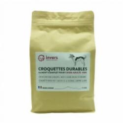 Croquettes pour chiens de petite race (<15kg) aux protéines d'insectes - Sac 1,5 kg