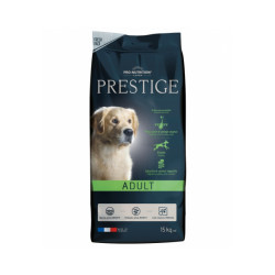 Croquettes Prestige adulte Flatazor Pro Nutrition pour chien adulte Sac 15 kg