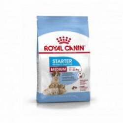Croquettes Royal Canin Medium Starter Mother & Babydog Sac 4 kg