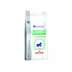 Croquettes Royal Canin Veterinary Care Pediatric Starter Small Dog Sac 1,5 kg