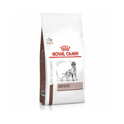 Croquettes Royal Canin Veterinary Diet Hepatic pour chiens