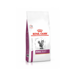 Croquettes Royal Canin Veterinary Diet Renal Select RSE 24 pour chats