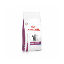 Croquettes Royal Canin Veterinary Diet Renal Special RSF 26 pour chats
