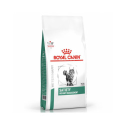 Croquettes Royal Canin Veterinary Diet Satiety Support Weight Management pour chats Sac 1,5 kg